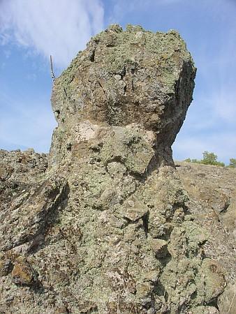 Интересни карпести форми на планината Манговица