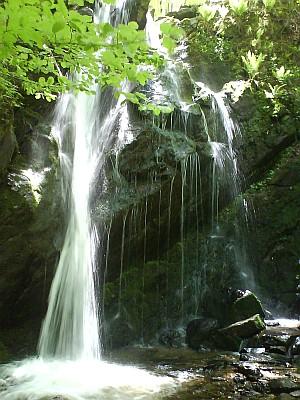 Станечки водопади кај Крива Паланка