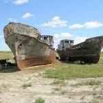 Аралско Езеро – некогаш и денес