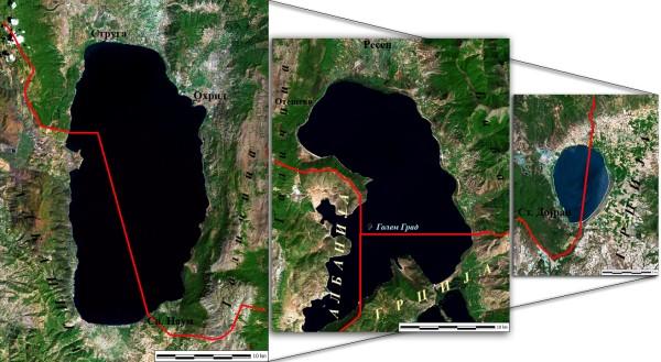 Колку езера има во Република Македонија?