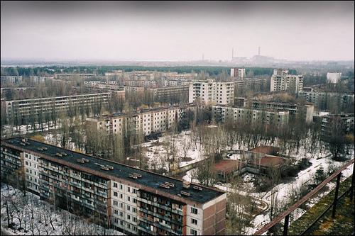 Напуштени градови