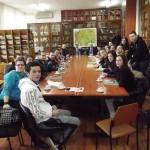 Размена на студенти помеѓу Егеа Скопје и Егеа Белград, втор дел во Скопје