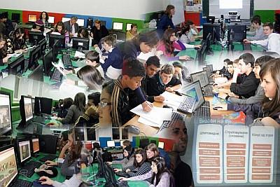 Едукативни географски предавања за учениците од основните училишта во Битола