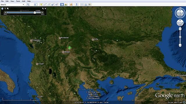 """Македонија на Google Earth е меѓу """"сателитски"""" најдетално прикажаните држави"""