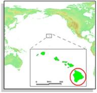 За хавајските вулкани