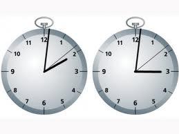 Од недела во 02 часот почнува летното сметање на времето