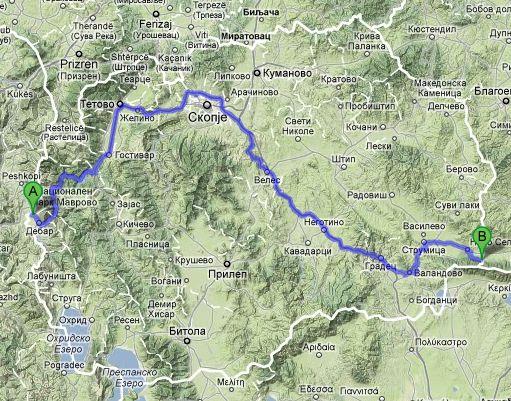 Уште нешто интересно за географијата на Македонија