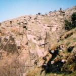 """Камените столбови (""""цуцки"""") во """"Долината на плодноста"""" кај Конопиште"""