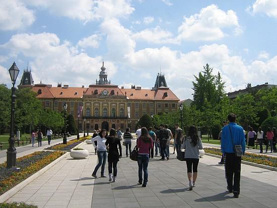 Посета на Географскиот факултет во Белград и теренска настава низ Војводина