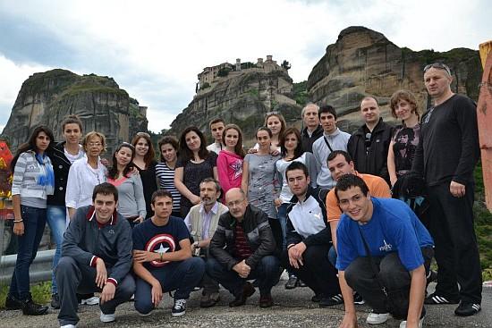 Уште една интересна теренска настава со студентите од насоката Туризам на Институтот за географија