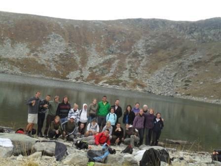 Искачување до Големото Езеро и врвот Ветерница (2420 м) на планинскиот масив Баба (Пелистер)