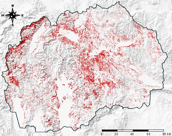 И во наредните денови можни се поплави, свлечишта, одрони и засилена ерозија!