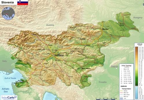 Република Словенија