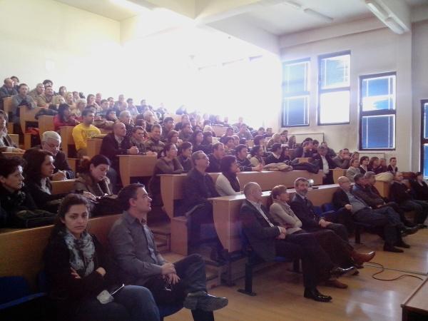 Во организација на Македонското географско друштво, одржан семинар за наставниците по географија