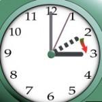 Од недела (31 март) во 02 часот започнува летно сметање на времето!