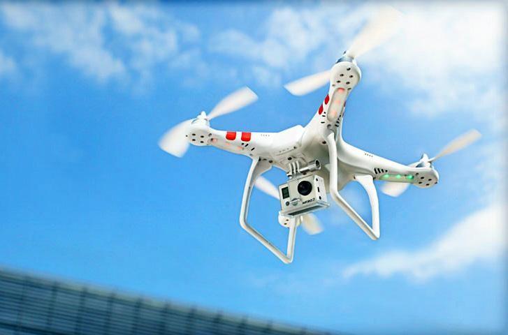 За дроновите и нивната употреба во географијата!