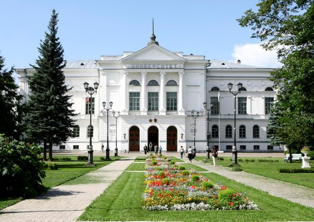 Кратка репортажа за Томск, Сибирскиот универзитетски центар