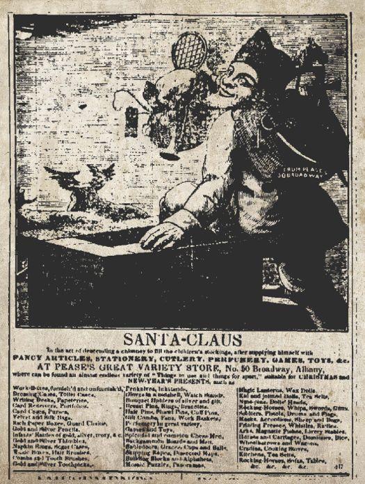 Дедо Мраз – најголемиот и најбрзиот патник на денешнината!