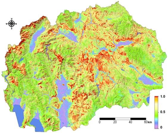 Во наредните денови и недели се очекува зголемен ризик од поплави и свлечишта низ Македонија!