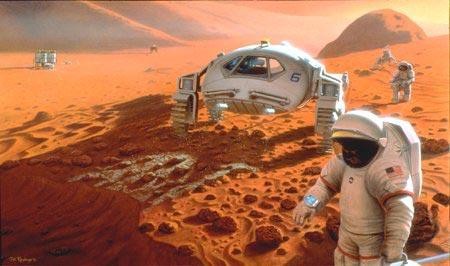 Топ 15 причини зошто Марс заслужува да биде нашиот втор дом?!