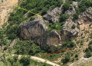 Пештерите во околината на Делчево