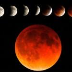 За претстојната супермесечина и нејзиното затемнување – кога и како ќе се гледаат од Македонија?