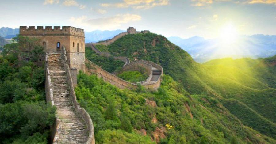 Дали Кинескиот Ѕид е видлив од Вселената?
