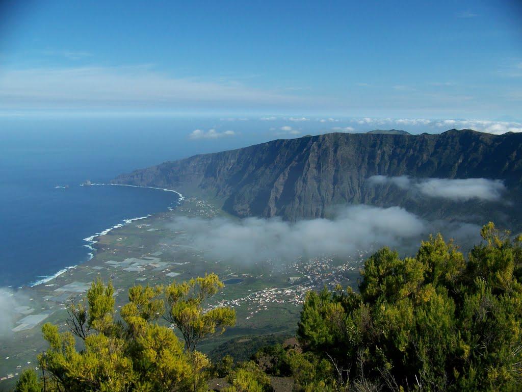 Ел Хиеро – уникатна убавина од Канарските Острови