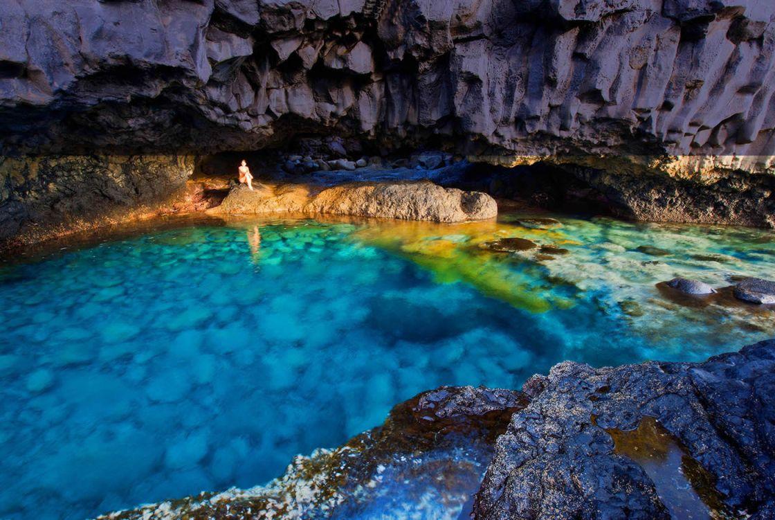Кањо Кристалес (Caño Cristales), една од најубавите реки во светот