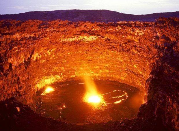 Еден од најфасцинантните и најактивни вулкани на Земјата – Ерта Але