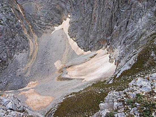 Најјужните глечери на Балканскиот Полуостров