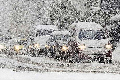 Рекордно најдоцни зимско-пролетни снежни врнежи во ниските делови на Македонија!