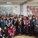 Регионален натпревар по географија во организација на  Македонско географско друштво – Скопски регион, 2018