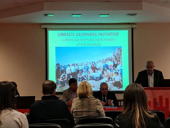 Успешно учество на меѓународната конференција за геопаркови во Белоградчик