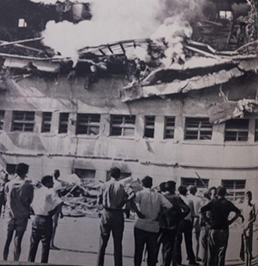 56 години од разорниот земјотрес во Скопје!