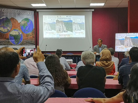 Прво учество на претставници од Македонија на тренинг-работилницата за УНЕСКО геопаркови!