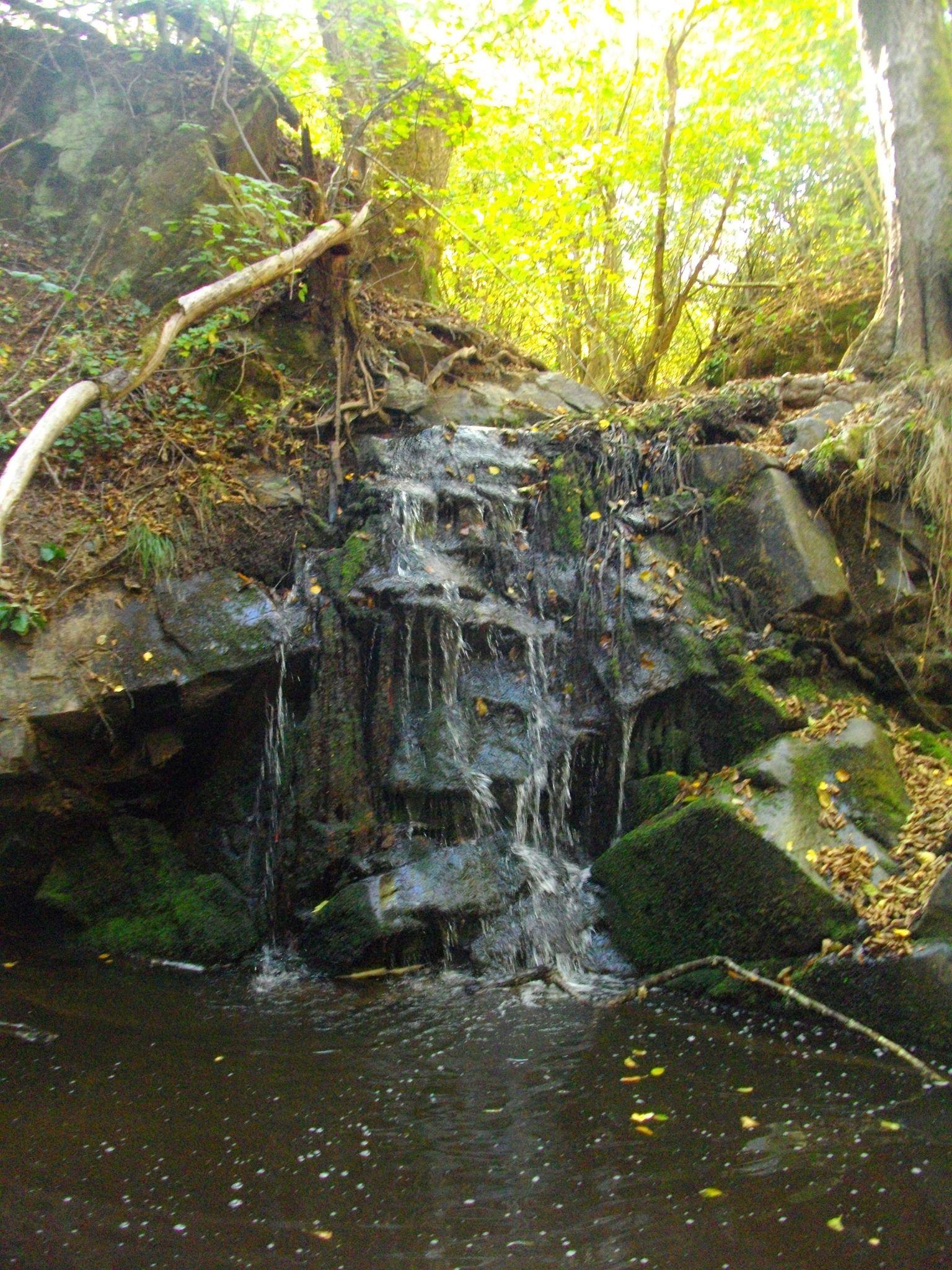 Реката и водопадот Уча – таинствена природа во Порече