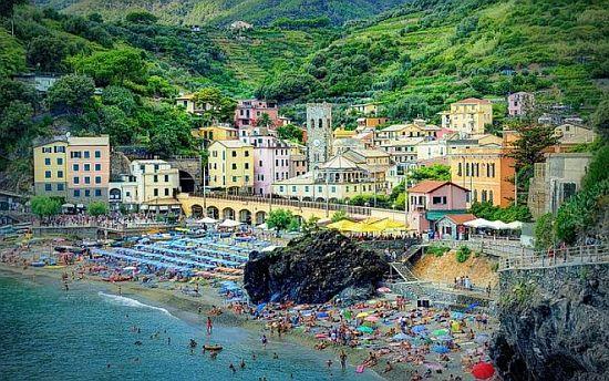 Синкве Тере – живописниот рај на Италија