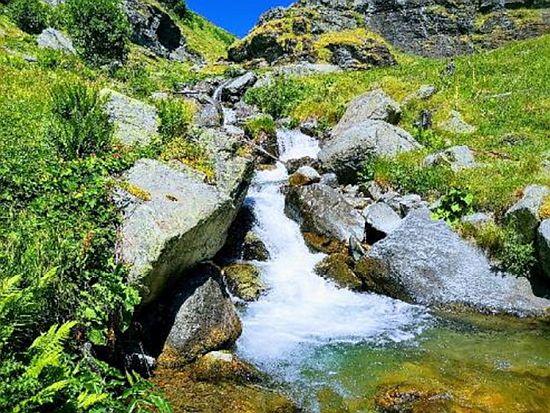Преубавите долини на Шарските реки Бистрица и Габровница