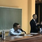 Промоција на две книги од проф. д-р Благоја Маркоски