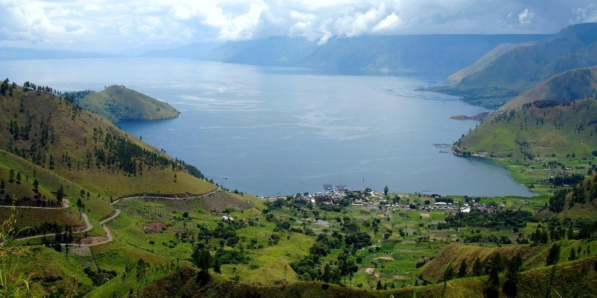 Најголемото вулканско езеро на Земјата