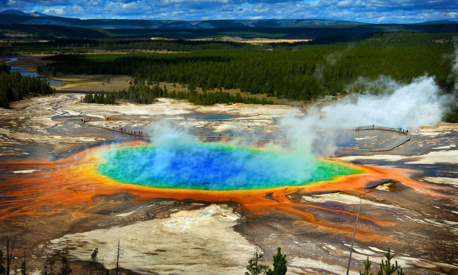 Најстарото заштитено подрачје и најстариот национален парк во светот