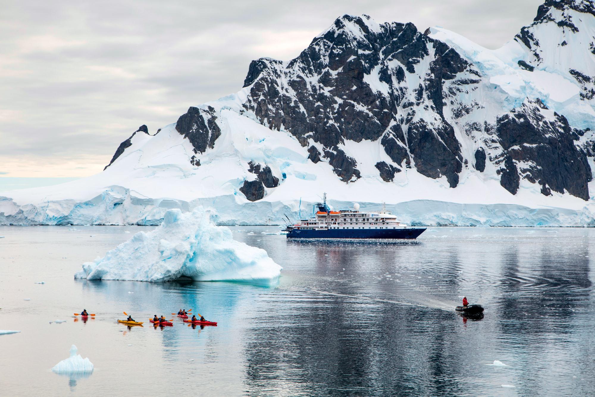 Кои се најголемите полуострови на континентите? Петти дел – Антарктик