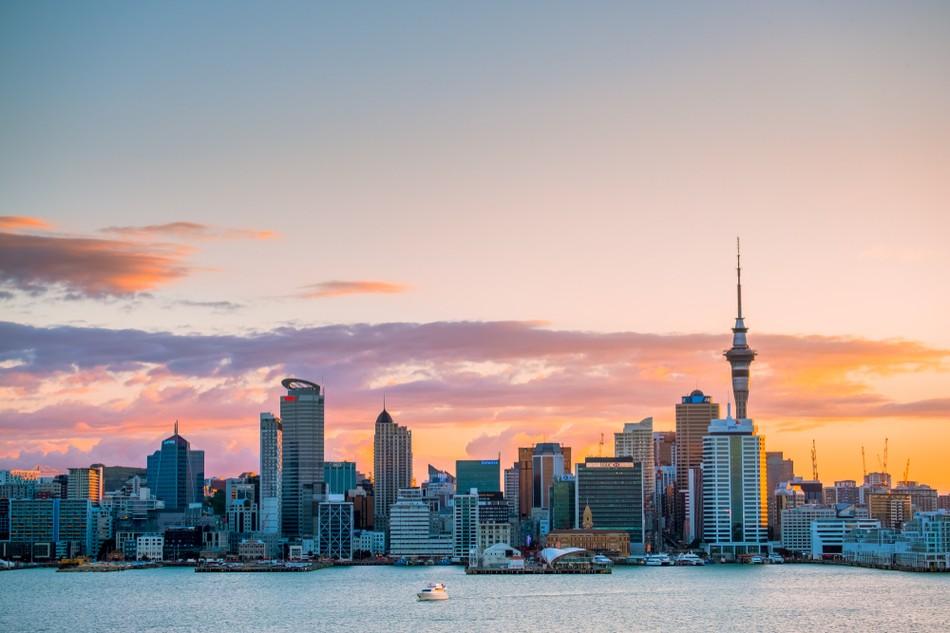 Окленд – Градот на едрата!