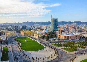 Тирана – склоп на модерен и туристички град