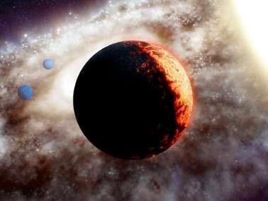 Пронајдена една од најстарите планети до сега!