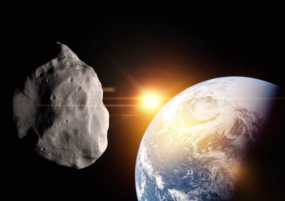 Според НАСА астероидот Апофис нема да ја погоди Земјата во следните 100 години!