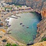 Внатрешното Море во Малта – лагуна и вртача
