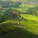 Регионот Тоскана во Италија од географски аспект