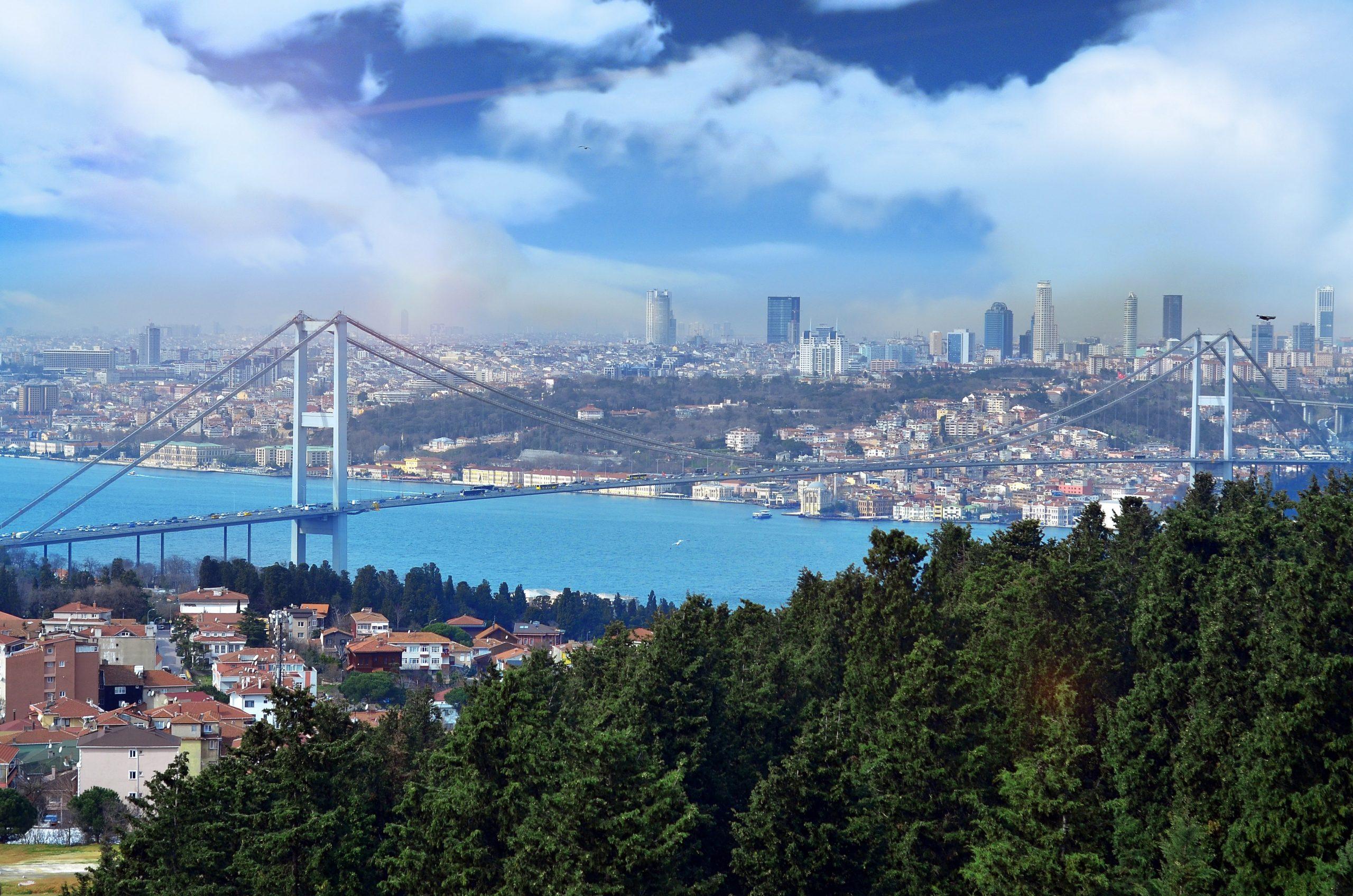 """Зошто Истанбул го нарекуваат """"главен град на светот""""?"""